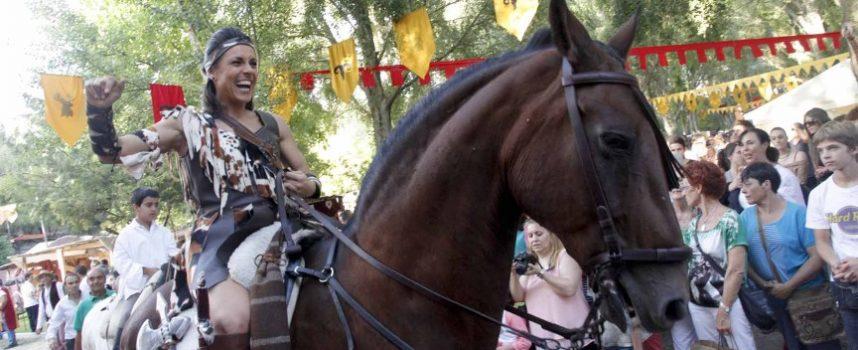 Las tres culturas se dan cita este fin de semana en el parque de la Huerta del Duque