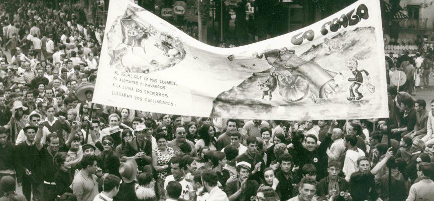 Pancarta 1969