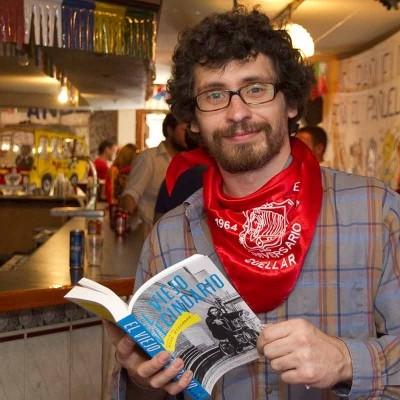 """Bill Hillmann presentará su libro """"Mozos: una década corriendo toros en España"""" en Cuéllar"""