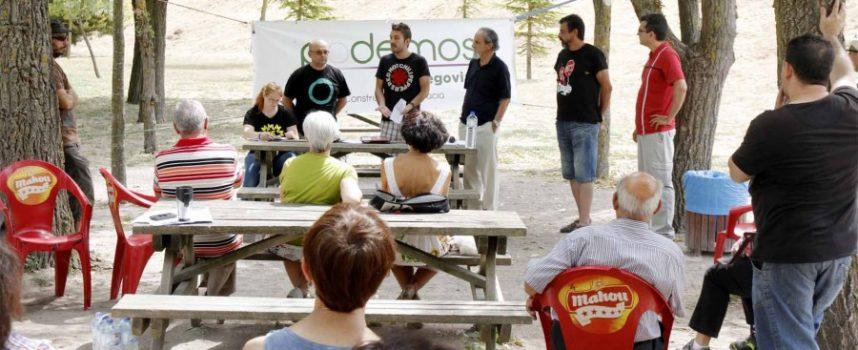 El Círculo Podemos Cuéllar celebrará una asamblea el sábado en el Centro Solidario
