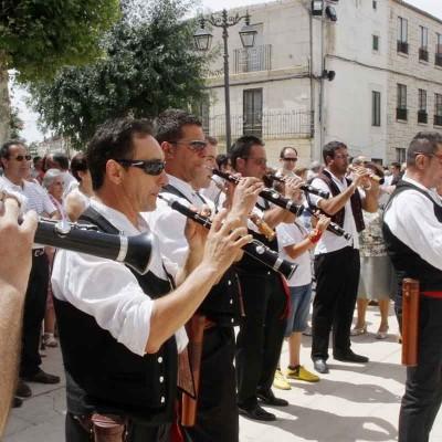 """Campaspero acoge el sábado la IX Fiesta de la Dulzaina y el tamboril """"Solfa y Yantar"""""""
