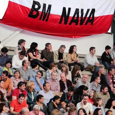 El Viveros Herol-Balonmano Nava finaliza hoy la pretemporada ante su afición