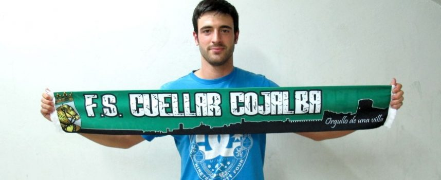 Pablo Lozano se suma a las filas del FS Cuéllar Cojalba
