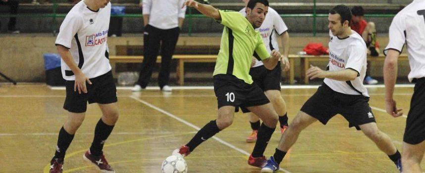 El FS Cuéllar Cojalba se impuso al Racing Cuéllar 4-2 en el amistoso que abre la temporada