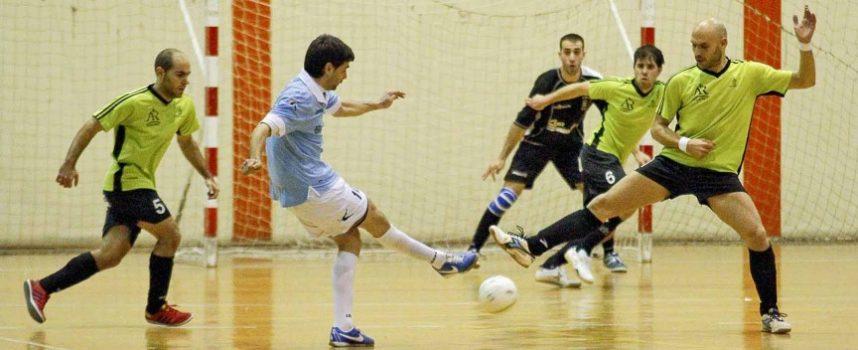 El FS Cuéllar- Cojalba inicia hoy la temporada 2014-2015