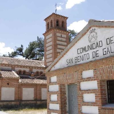 Los vecinos de El Carracillo volverán a encontrarse en la Romería de San Benito de Gallegos