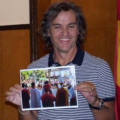 """Mario Antón ganador del IV Concurso de Fotografía """"Sinodal de Aguilafuente"""""""