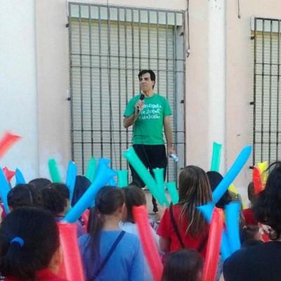 Las AMPAS de Cuéllar se unen para reclamar el gimnasio del CEIP La Villa