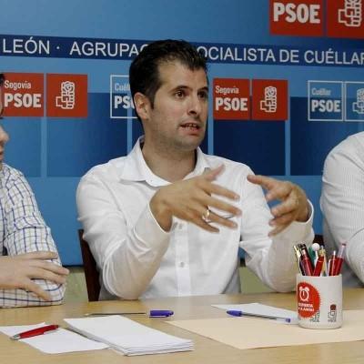 Luis Tudanca  visitará hoy Cuéllar