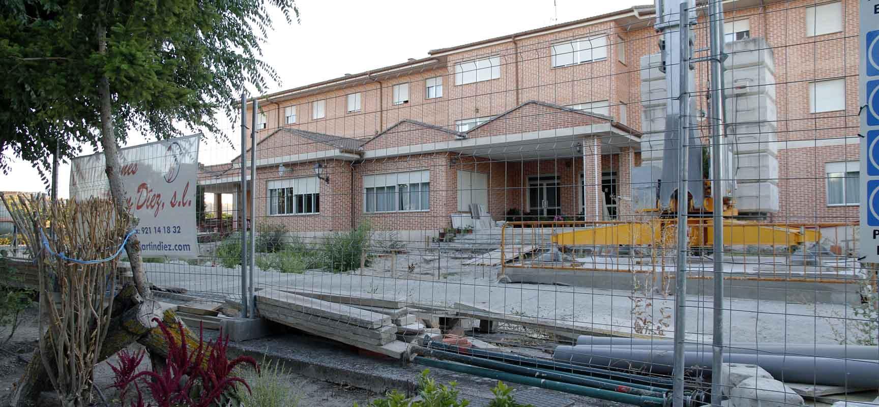 La residencia de Ancianos El Alamillo ampliará y reformará sus instalaciones.