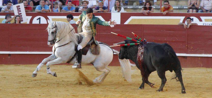 Andy Cartagena, Leonardo Hernández y Paulo Jorge protagonizarán la corrida de rejones de la Feria de Cuéllar