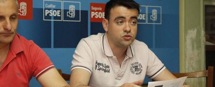 Carlos Fraile encabezará previsiblemente la candidatura del PSOE a la Alcaldía de Cuéllar