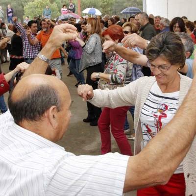 El Carracillo festejó la Romería de San Benito de Gallegos