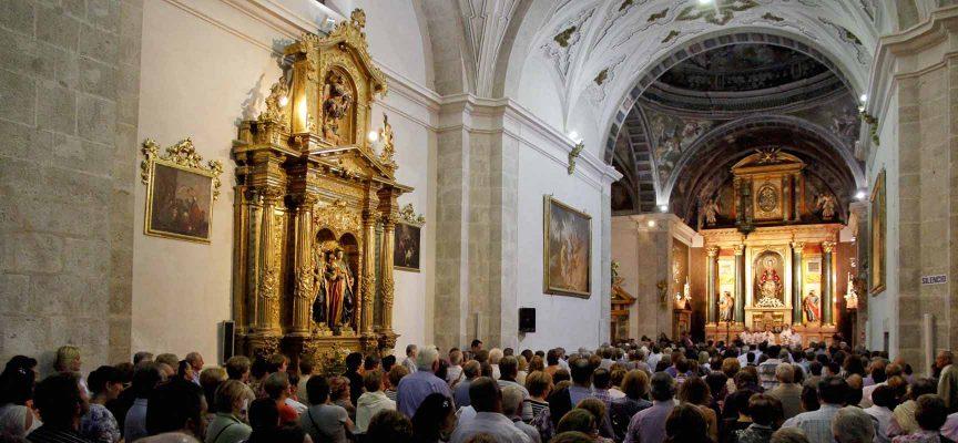 El Santuario de El Henar acogerá el sábado 27 de junio una celebración de despedida a los padres carmelitas