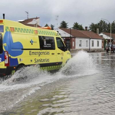 La lluvia vuelve a dejar su huella en el municipio