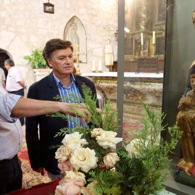 Aldeasoña celebrará mañana el segundo aniversario del hallazgo de Nuestra Señora de Aldeasoña