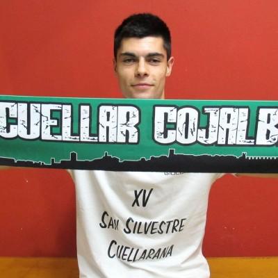 Fernando Matanza y Germán Mínguez, se suman a la plantilla del FS Cuéllar Cojalba