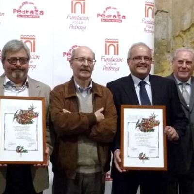El cuellarano Andrés Suárez ganador del segundo premio del VIII Certamen de Relato Corto de Pedraza