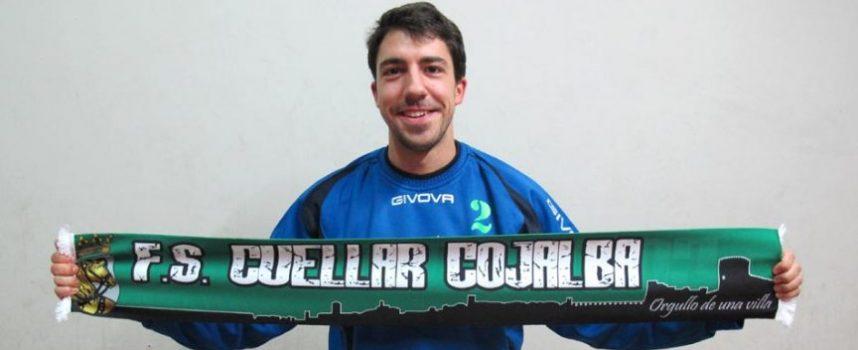 El FS Cuéllar Cojalba cierra su plantilla con la incorporación del segoviano Roberto Gozalo