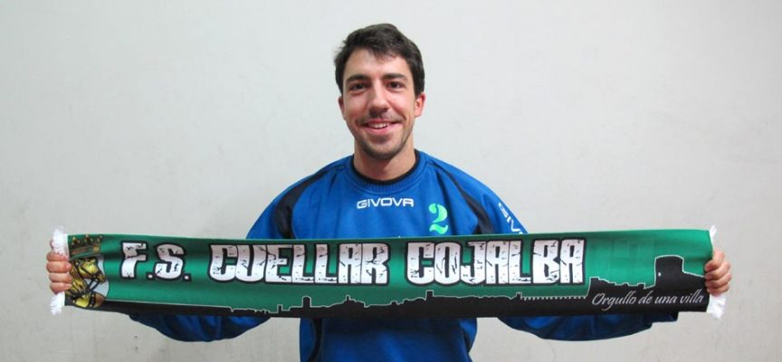 Roberto Gozalo se suma a las filas del FS Cuéllar Cojalba.