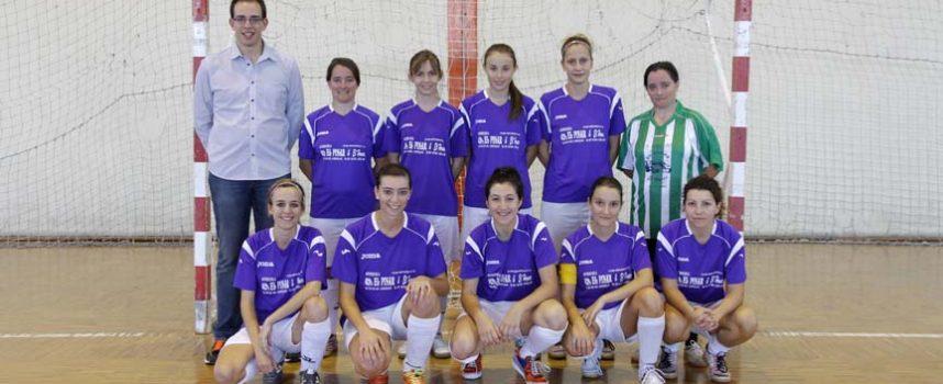 El FS Autoescuela El Pinar & El Henar debuta en la liga Asofusa goleando