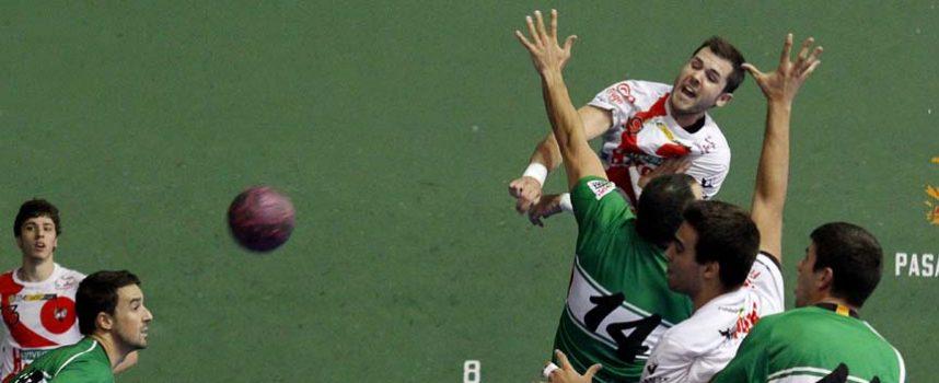 El Balonmano Nava abre frente al Zumosol Palma del Río una complicada semana de competiciones