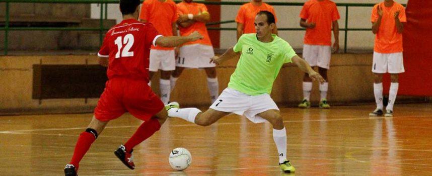 El FS Naturpellet se enfrenta el domingo al O`Esteo FS  en el polideportivo Santa Clara