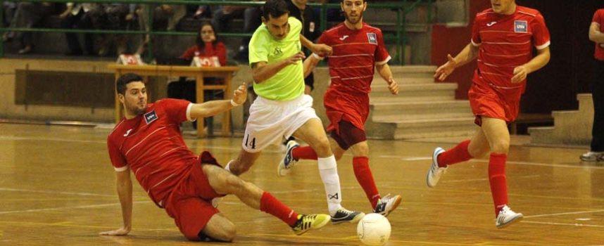 El FS Naturpellet Cuéllar vuelve a la competición tras el parón navideño visitando al Mosteiro Bembrive