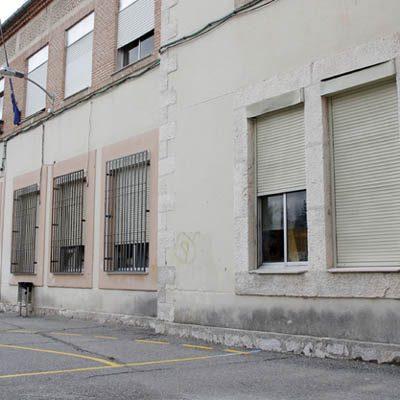 El colegio La Villa de Cuéllar cuenta con una nueva aula en cuarentena