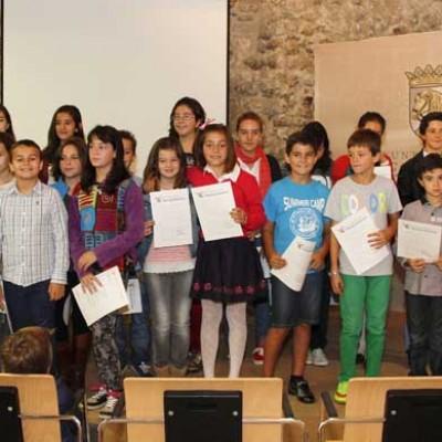 The English Academy Cuéllar entrega los títulos de Cambridge ESOL a Young Learners