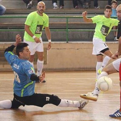 El FS NaturPellet Cuéllar y el O´Esteo firmaron un justo empate