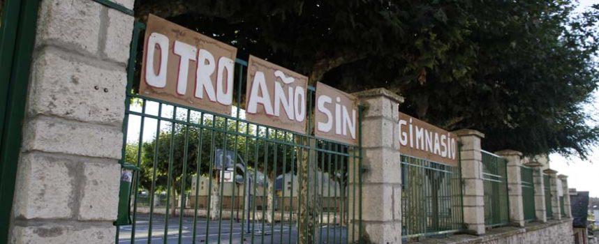 El gimnasio de La Villa centrará una de las preguntas del PSOE al pleno de Diputación