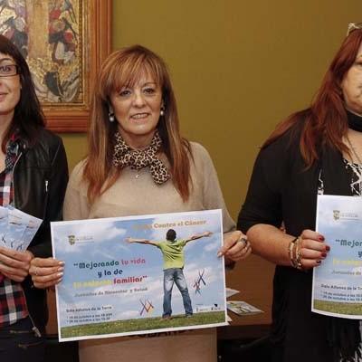 Servicios Sociales organiza unas Jornadas de bienestar y salud contra el cáncer