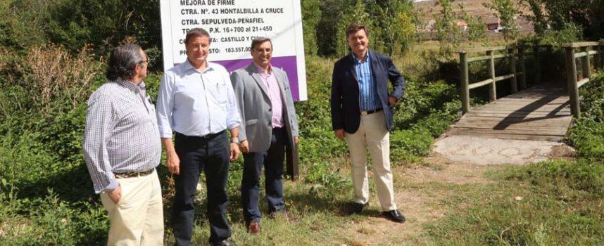 Aldeasoña mejorará el pavimento de varias calles con ayuda de la Diputación