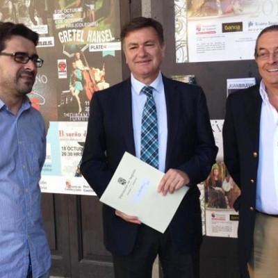 """""""La Mina"""" de Carbonero el Mayor abrirá el domingo la XVII Muestra Provincial de Teatro"""