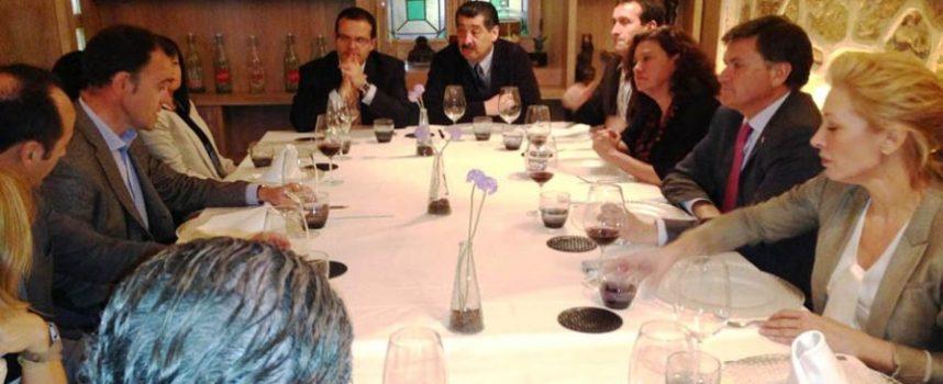 La villa acoge una de las cuatro mesas de innovación organizadas por la Diputación