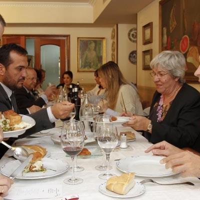 Segovia y Alemania se reúnen para innovar fusionando su gastronomía