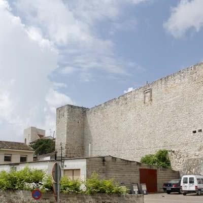 La segunda fase de restauración de las murallas de Cuéllar queda fuera del 1,5 % Cultural