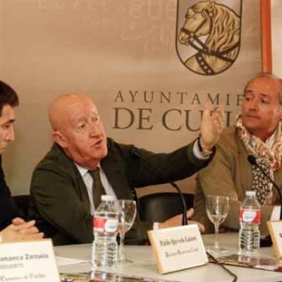 El Encierro analizará el futuro de la Feria Taurina de Cuéllar en la primera de sus Jornadas Taurinas