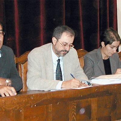 Cantalejo recuerda al Presidente de Villa y Tierra que el reparto de remanentes de la Comunidad se realizó por decisión unánime de la Junta General