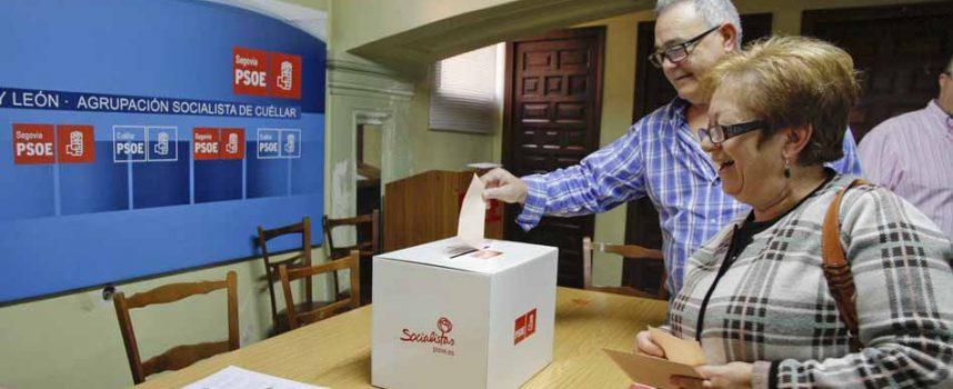 Luis Tudanca, primer Secretario General del PSOE de Castilla y León elegido por sus militantes