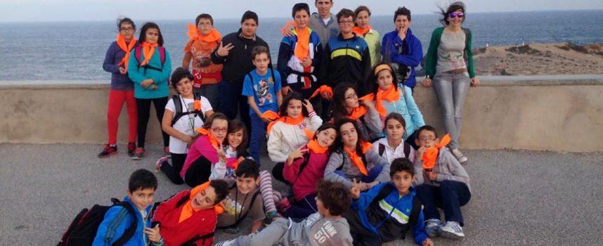 Alumnos del CEIP San Gil realizan una Ruta Científica y Literaria por Andalucía y Murcia