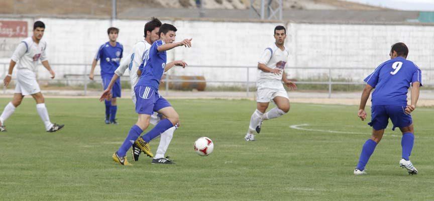 Hoy comienza el VI Torneo de Fútbol 7 de la Escuela de Fútbol Futuro Cuéllar