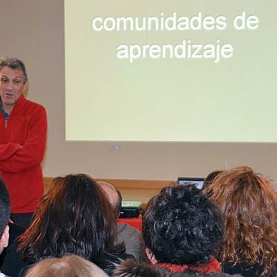 Luis Torrego abrió  el ciclo de charlas de La Protección Obrera