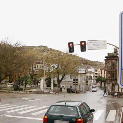 Las cámaras de control de semáforo en rojo llevan 15 días funcionando