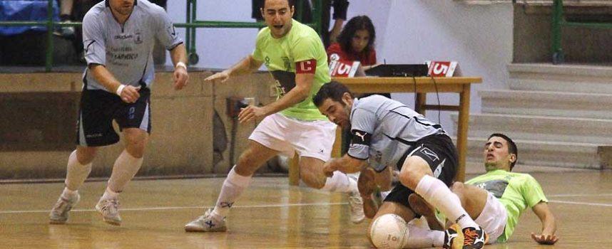 El FS Naturpellet no pudo vencer en tierras leonesas