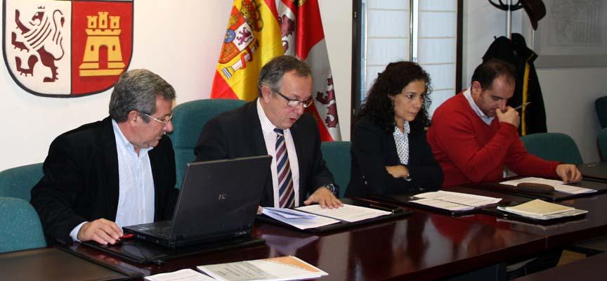 Desarrollo de la Comisión de Patrimonio.