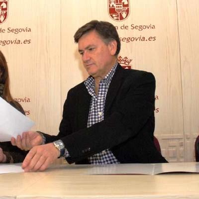 La Diputación de Segovia ayudará a la formación  de trabajadores del sector de la resina