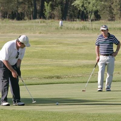 Bautismo de golf gratuito en el Club de Golf Villa de Cuéllar