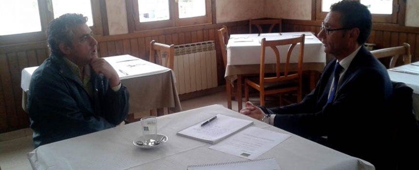 Honorse Tierra de Pinares trabaja en el diagnóstico socioeconómico de la comarca